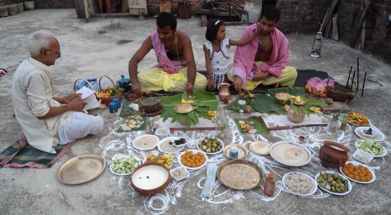 Satyanarayan Poojan