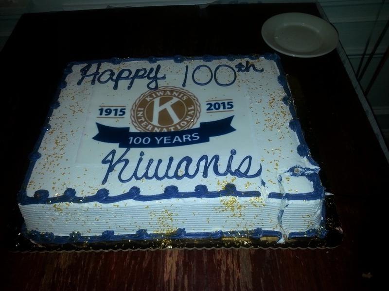 Division 2 100th Anniversary Celebration