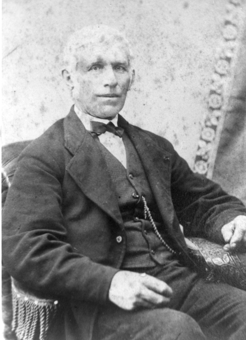 Samuel Kissinger (1819-1899)