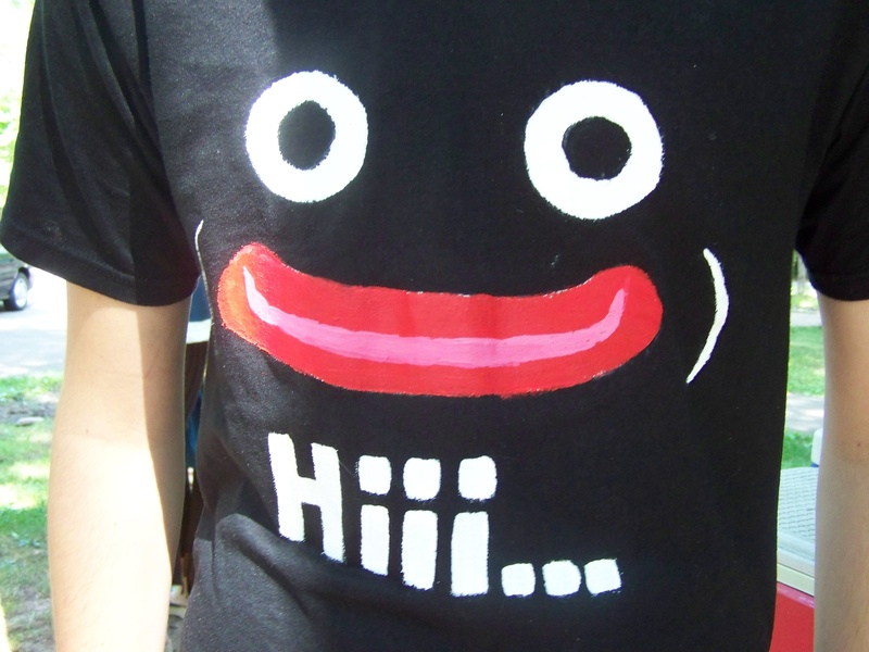 Mr. Popo Shirt