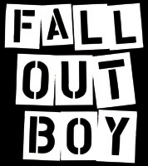 fall out boy logo save fall out boy