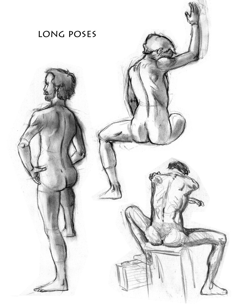 Long Poses pg. 1