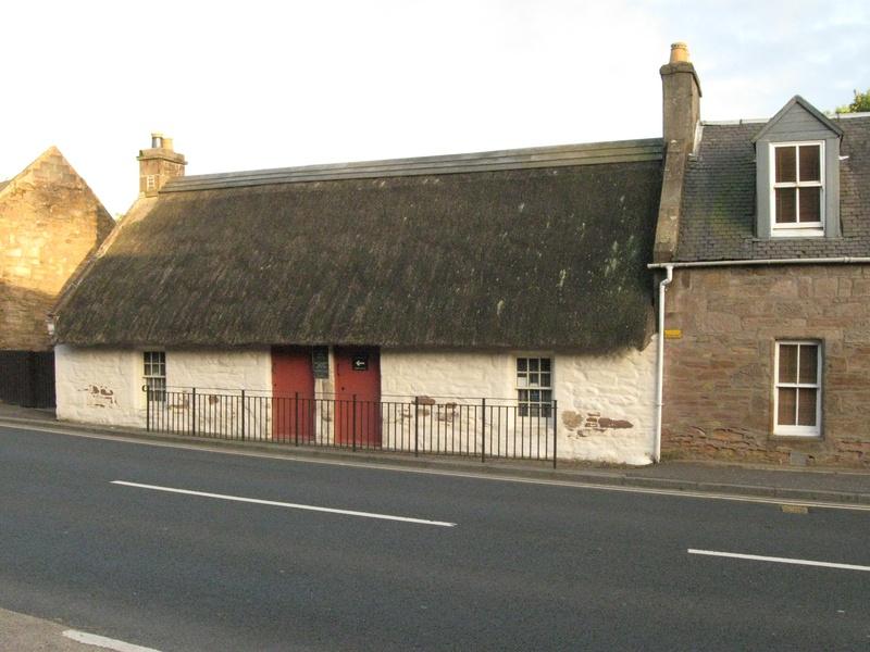 Souter Johnnie's cottage