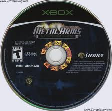 the cd from xbox