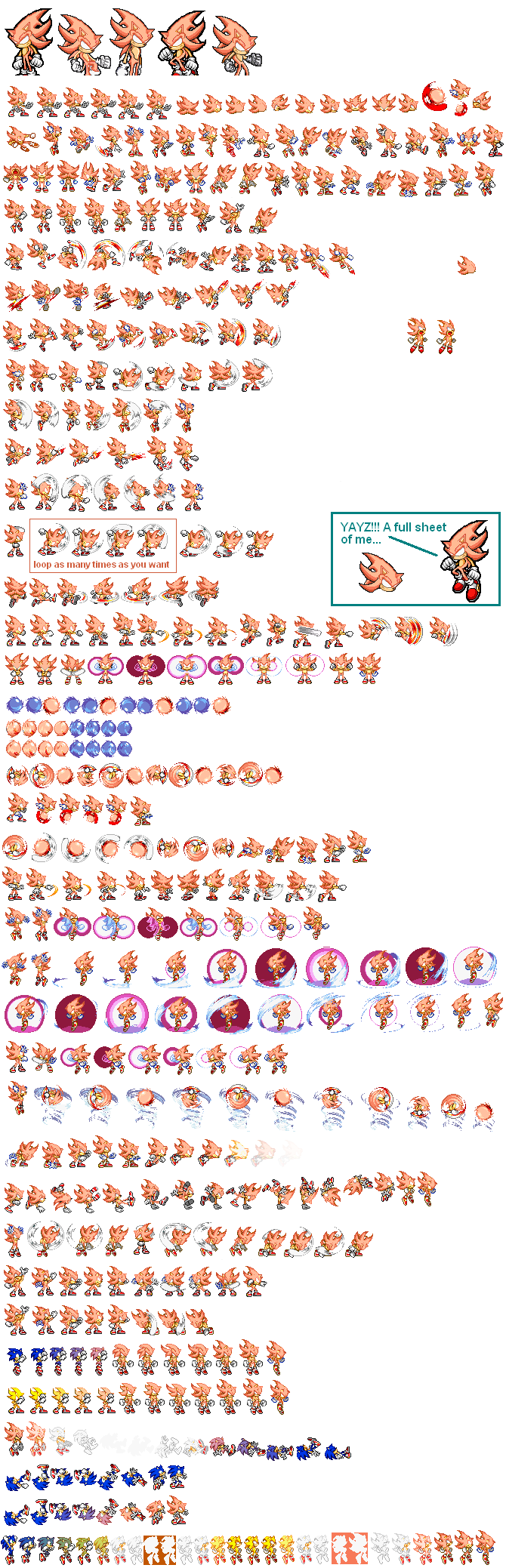 Hyper Shadow Sprites Pictures to Pin on Pinterest - PinsDaddy
