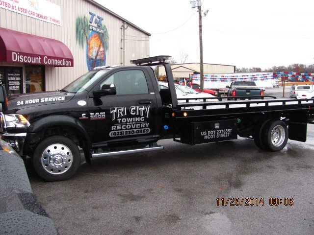 Tri City Towing And Recovery, 3001 John B. Dennis Hwy, Kingsport, Tennessee, 37660, USA