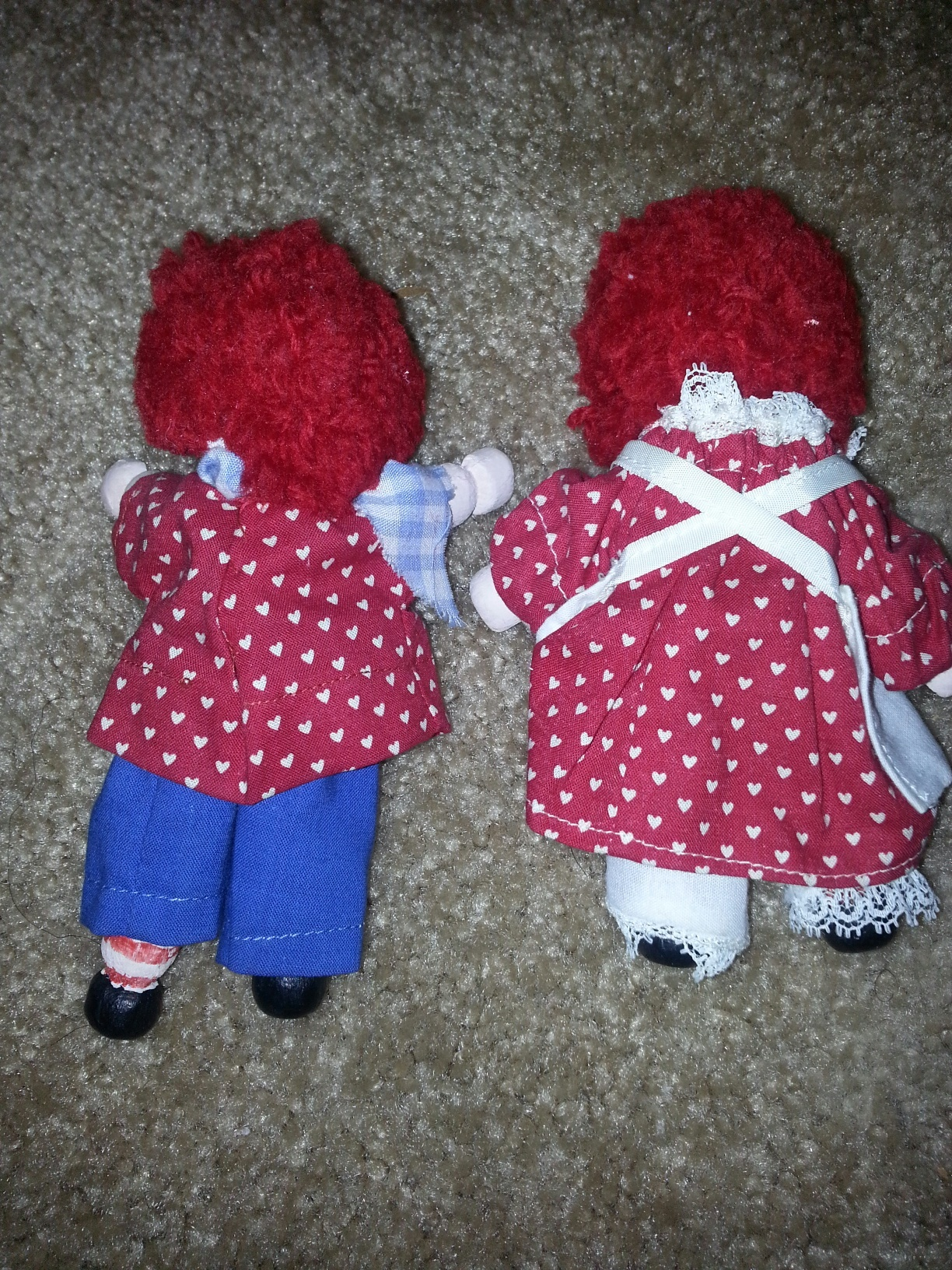 Raggedy Ann and Andy Raggedy Ann and Andy