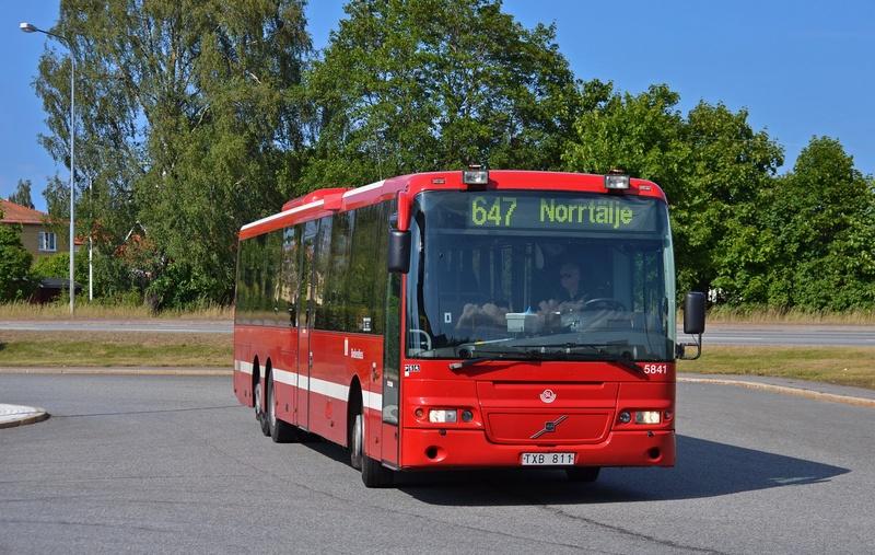 buss rimbo till norrtälje