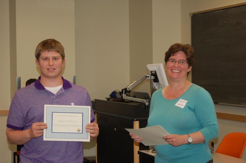 2nd place undergraduate