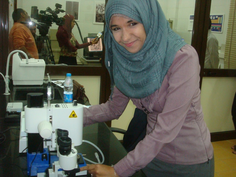 High Resolution Transmission Electron Microscope HRTEM