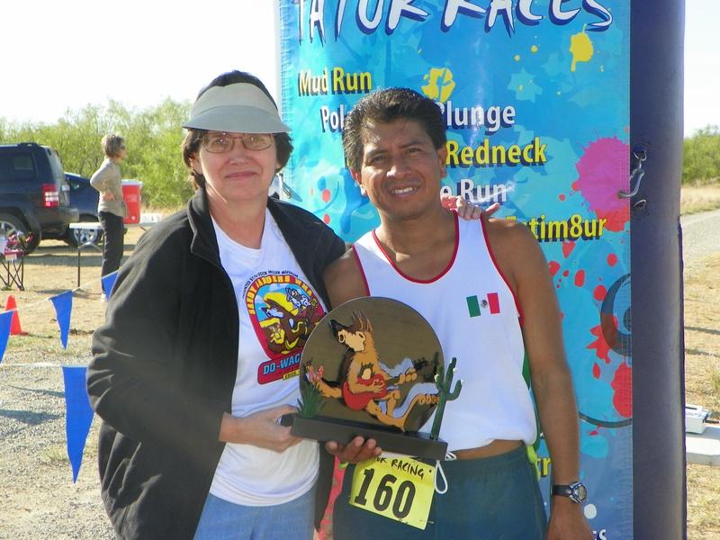 Reynaldo Gomez, Tulsa, wins 25K