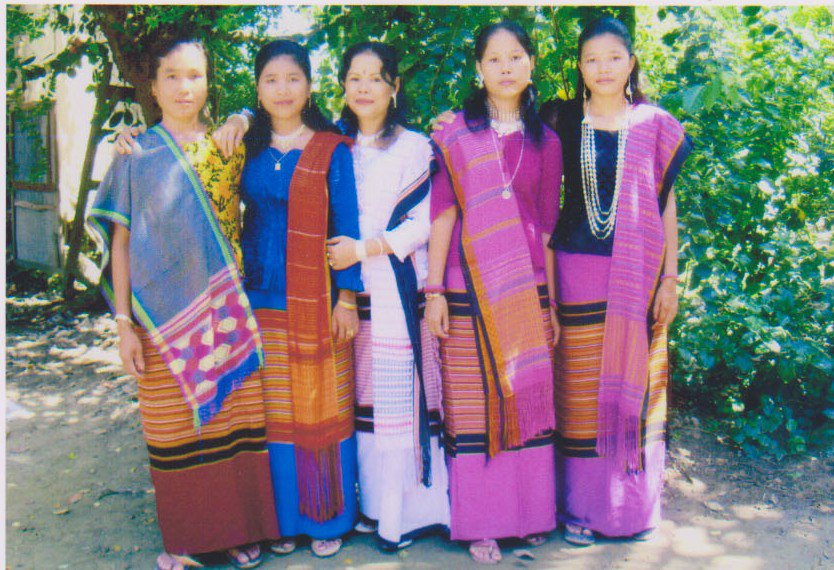 Tanchangya Girls