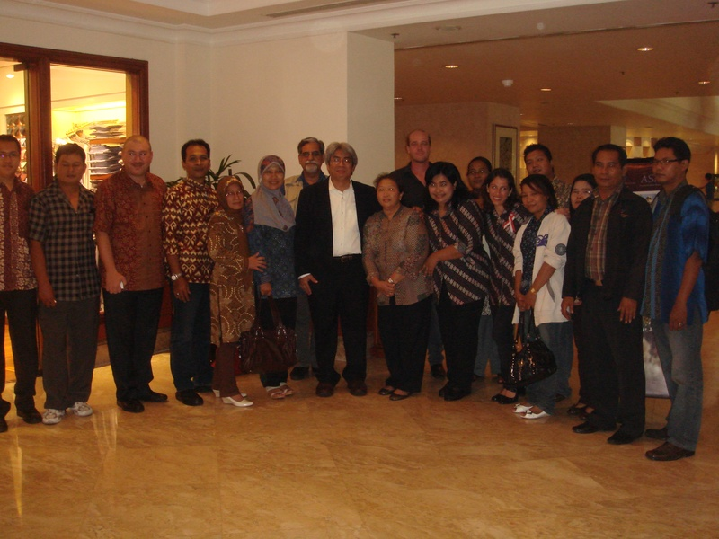 askobi launch jakarta indonesia