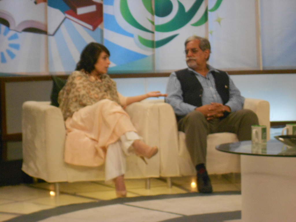 Behtar Pakistan Episode Recording Karachi Nov 3, 12