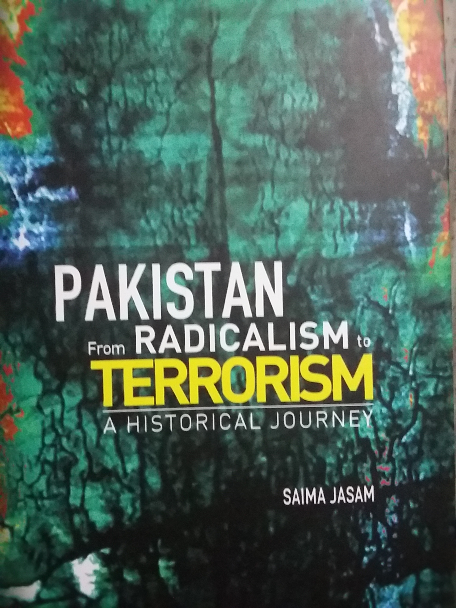 Book gift from School of International Law, Islamabad