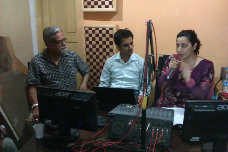 Voice of Kashmir Talk