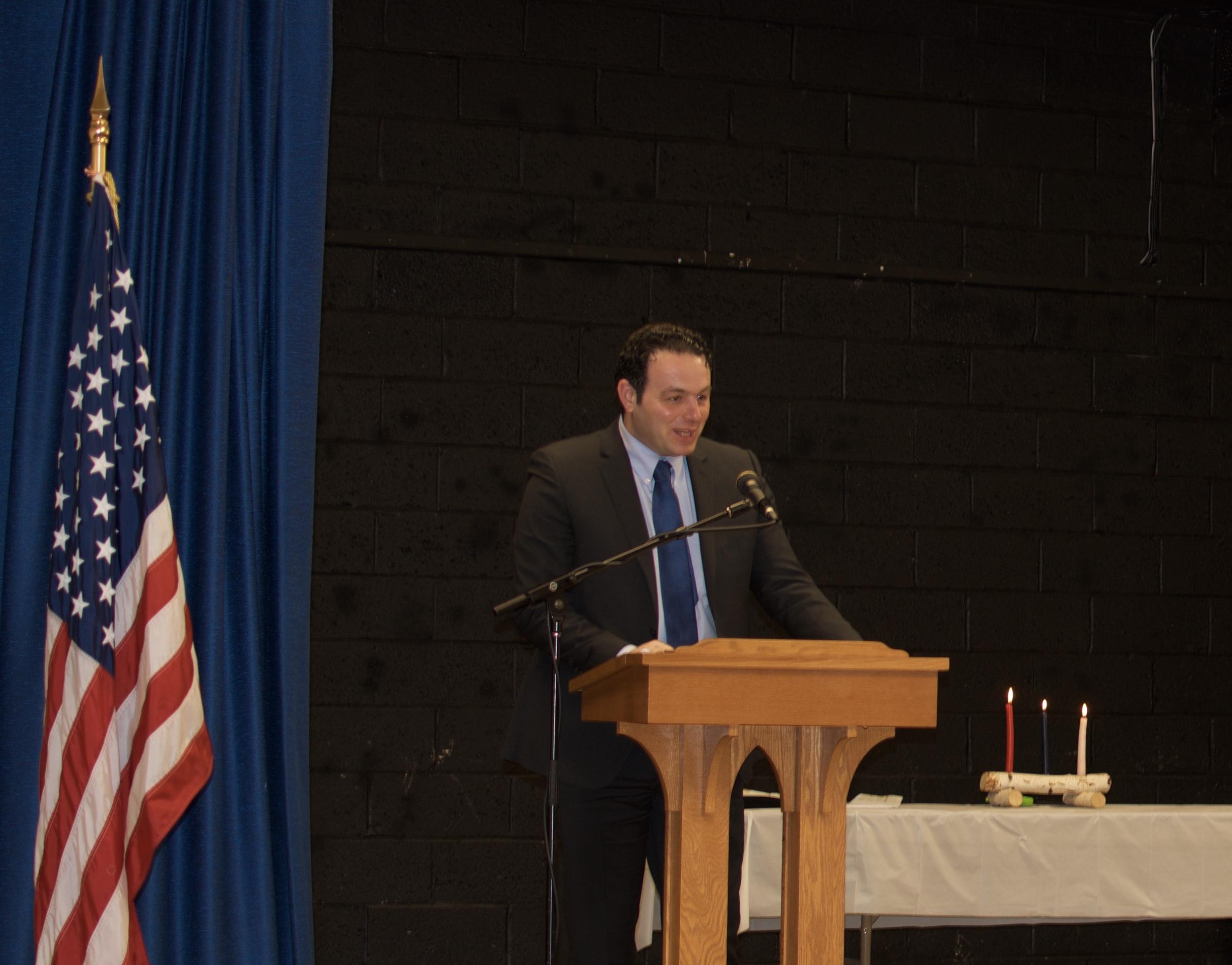 Councilman Sayegh