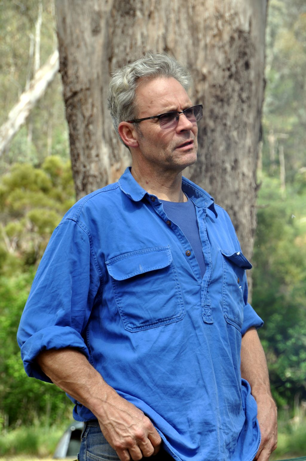Secretary Adam Briscomb