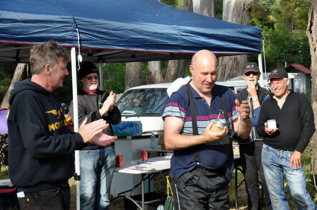 Trophy Winners - NSW Club
