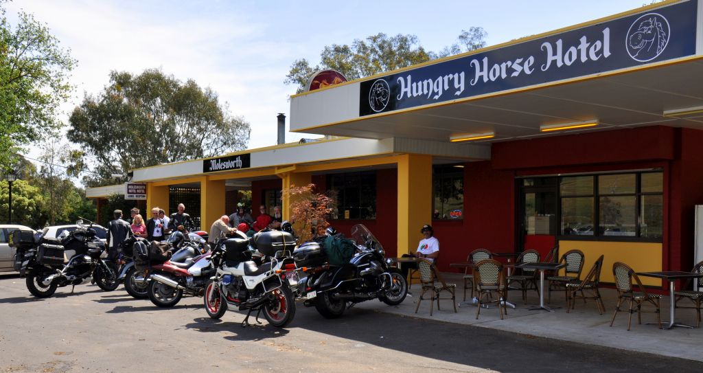 The Hungry Horse in Molesworth