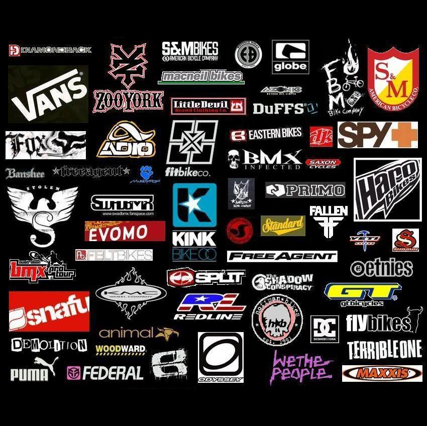 all bmx logos -#main