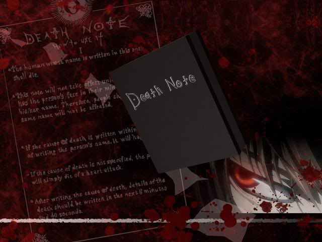 Death Note model.