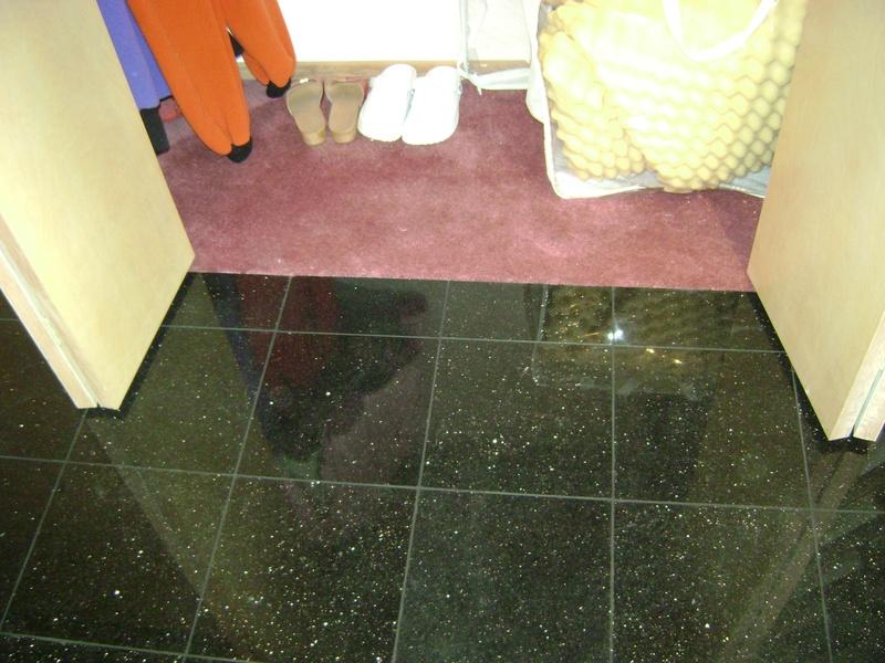 Bathroom Floor Tiles Granite : Bathroom granite floor floors