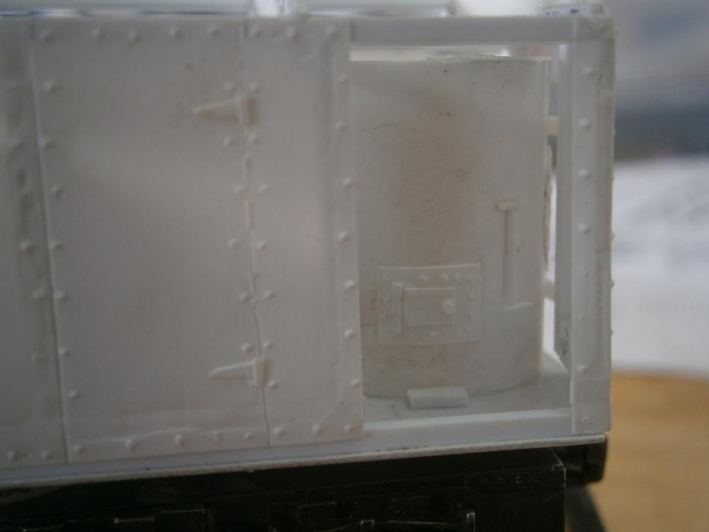 Boiler detail