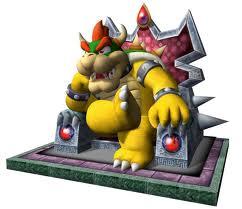Throne Bowser