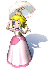 Super Mario Sunshine Peach