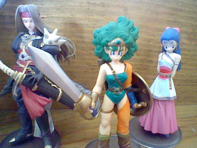 Dragon Quest Figure Set 2