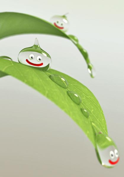 Dew Slimes