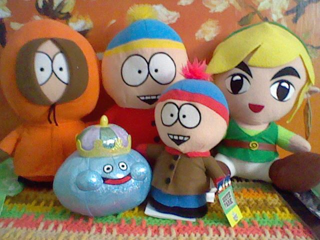 New South Park Characters