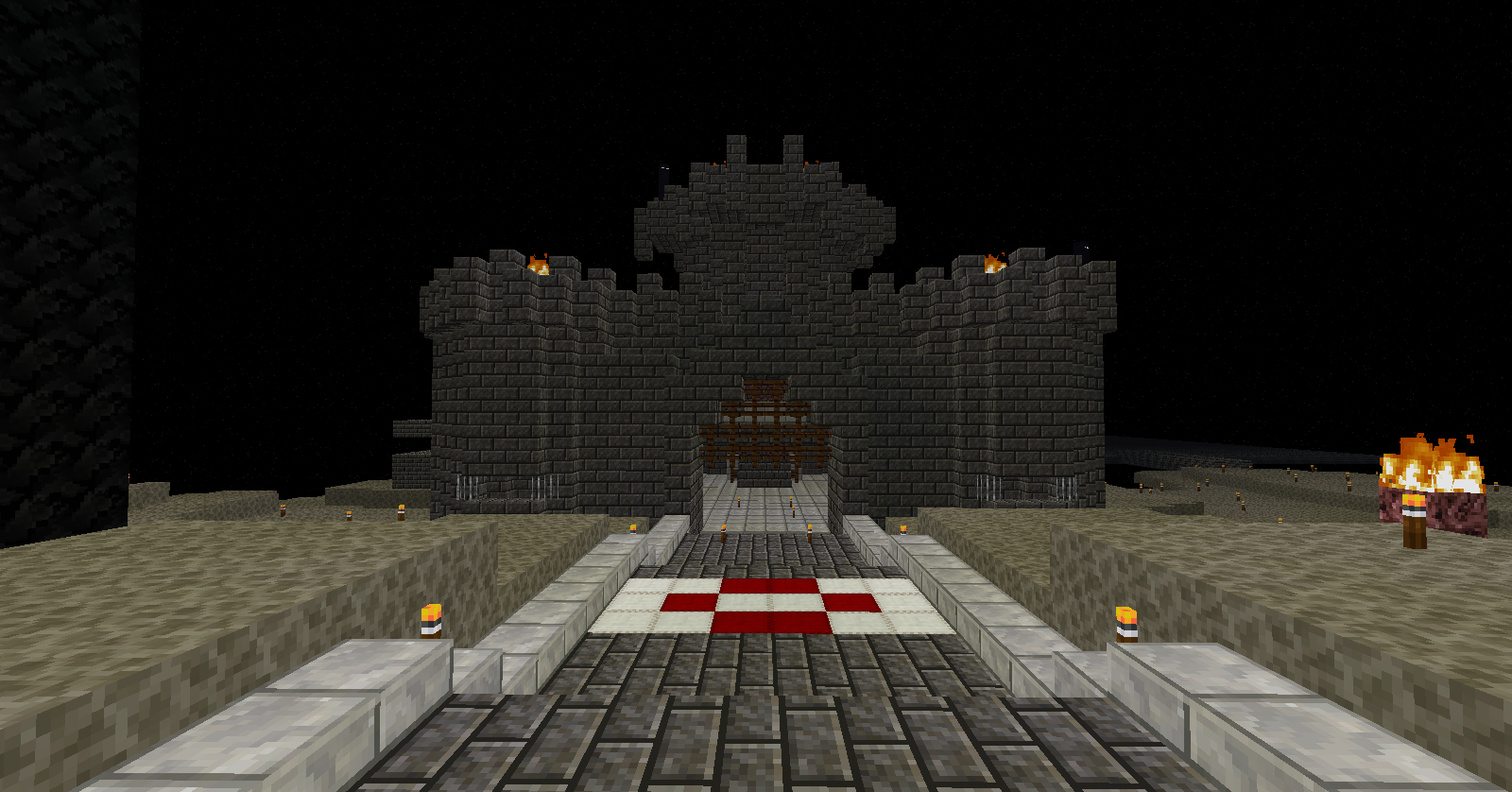 The End-Gods Base 1