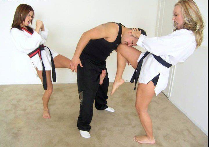 Sexy Self Defense