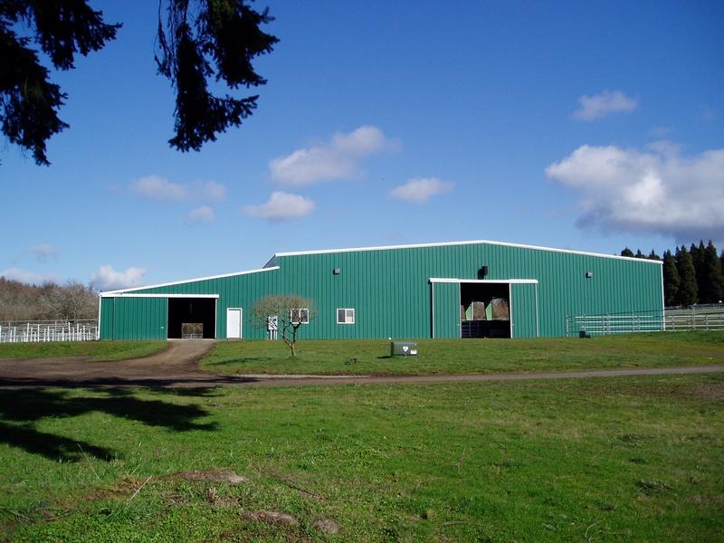 Arena Barn