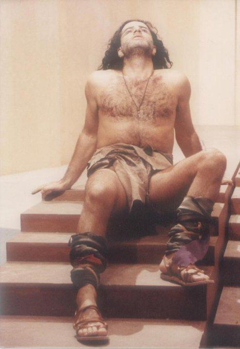 Konstantinos Paliatsaras in Claudio Monteverdi's