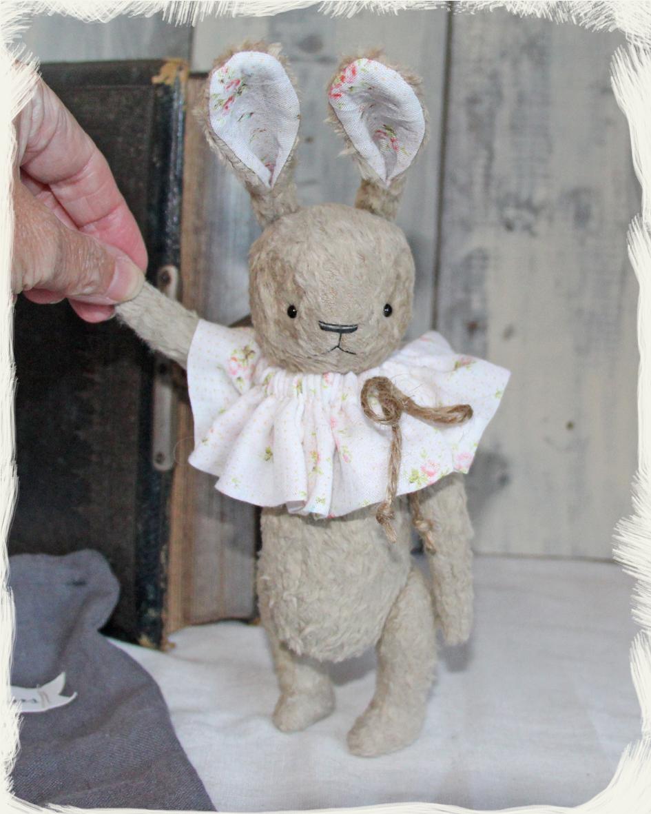 Rhubarb Rabbit