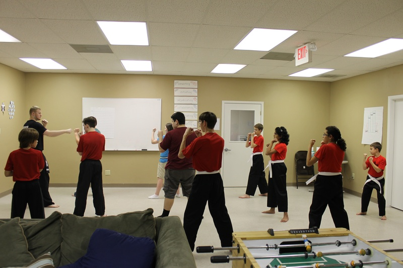 Tae Kwon Do - 2x a week!