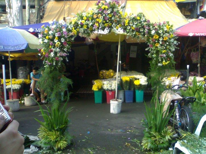 arch arrangement