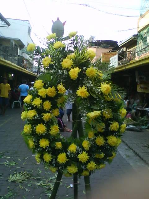 wreath /