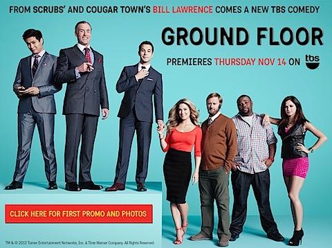 Ground Floor (cast)