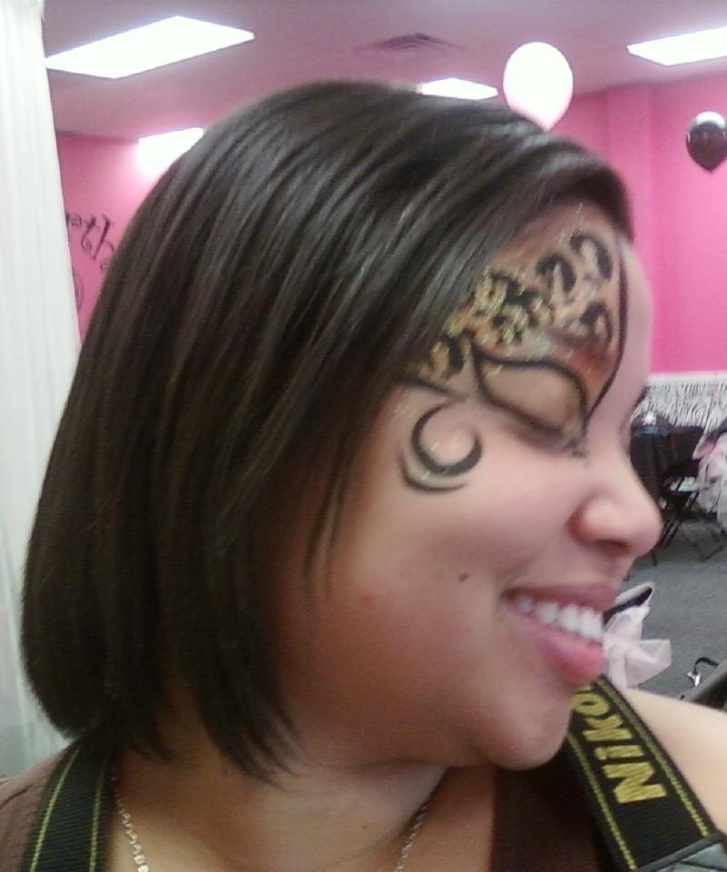 Beautiful Cheetah Eye