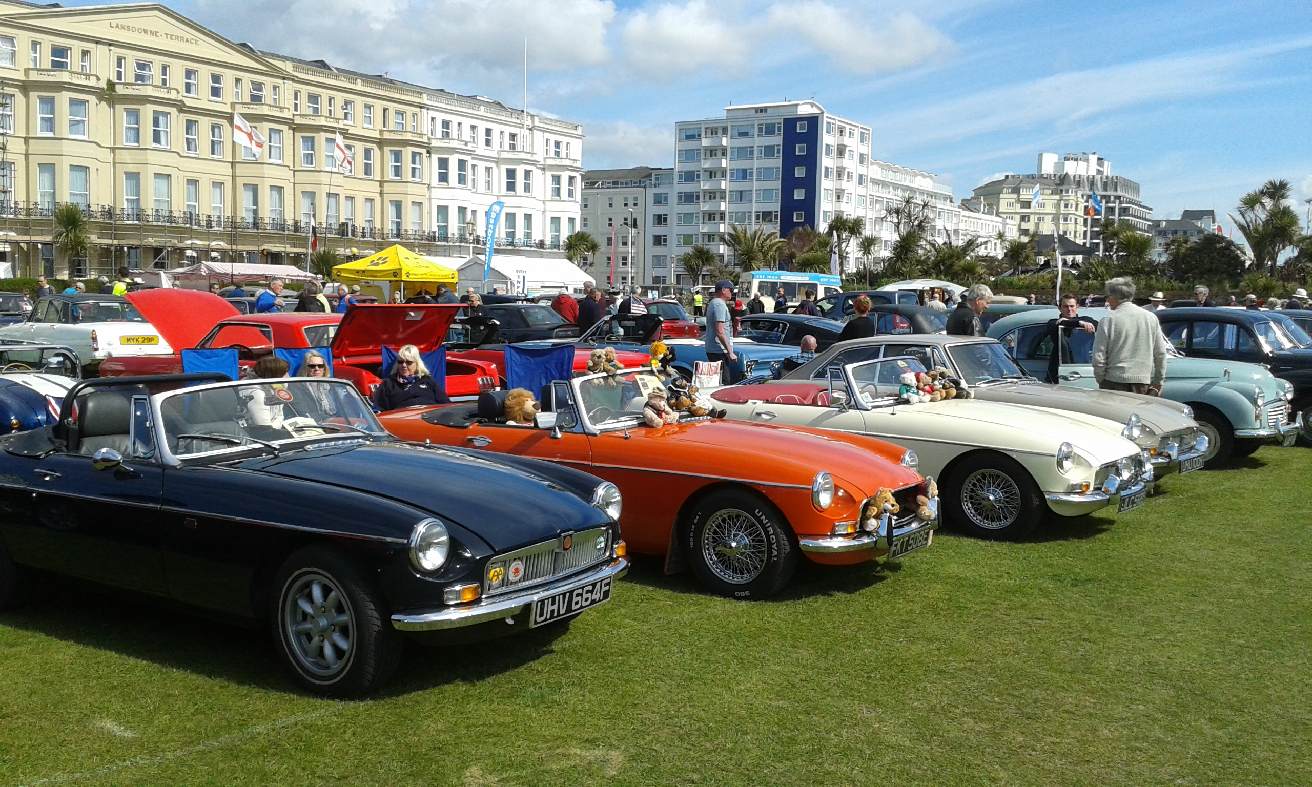 Good day at Eastbourne