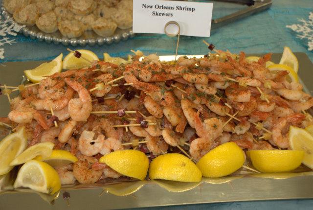 Shrimp Platter!!