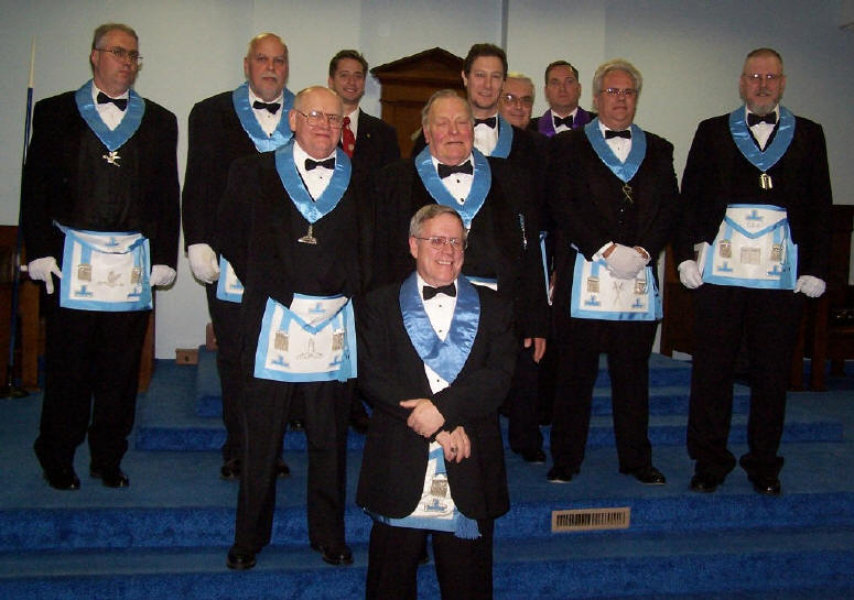 Dormont Lodge 684 Officers 2006