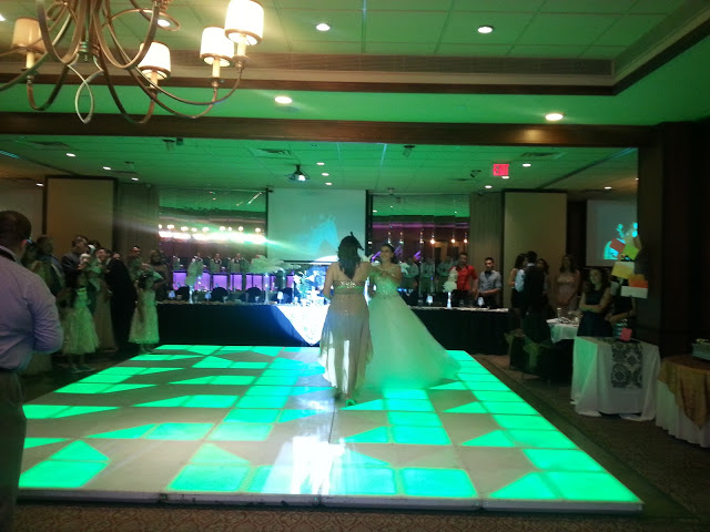 Led Dance Floor The View