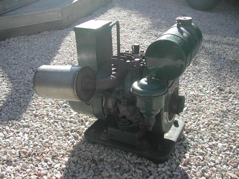 US 115 volt generator