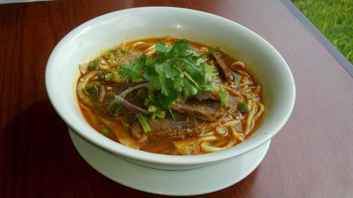 (Spicy) Hue Castle Noodle Soup