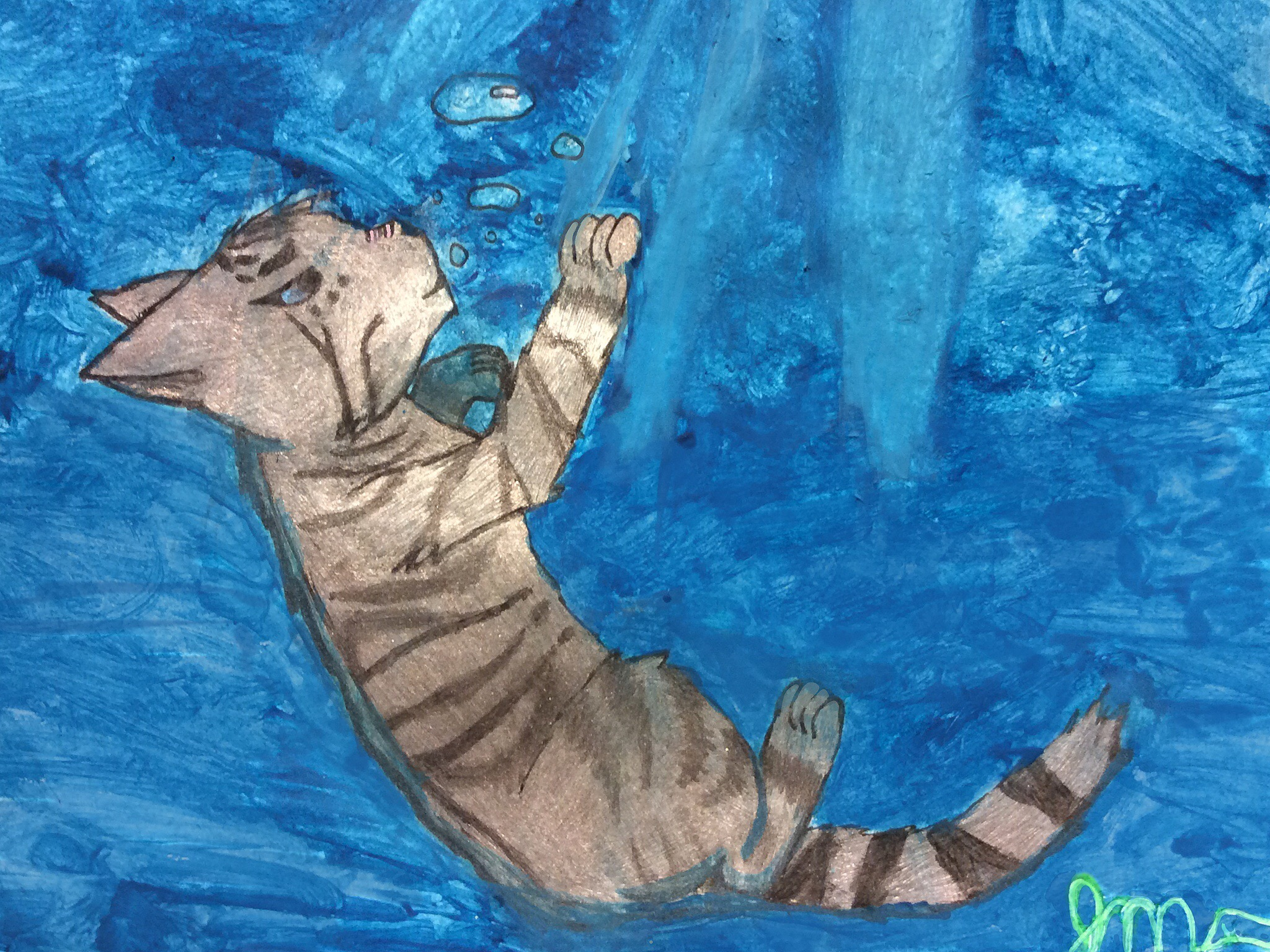 #4 Underwater